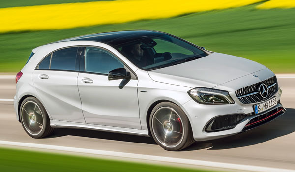 Mercedes benz a classmotorshow motorshow for Mercedes benz starting price