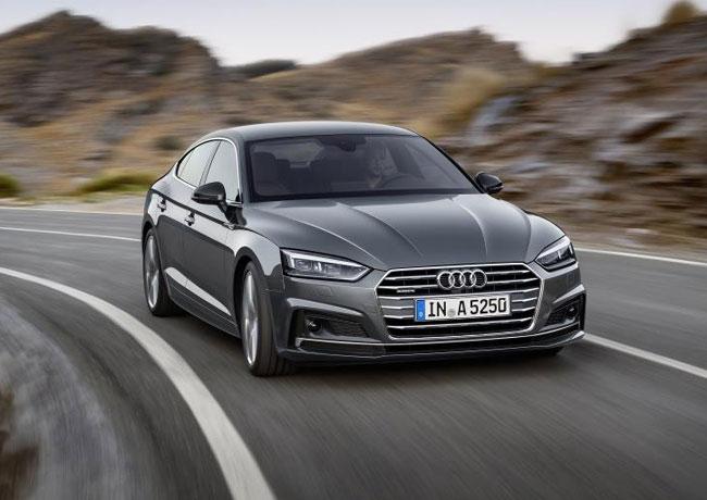 New-Audi-A5