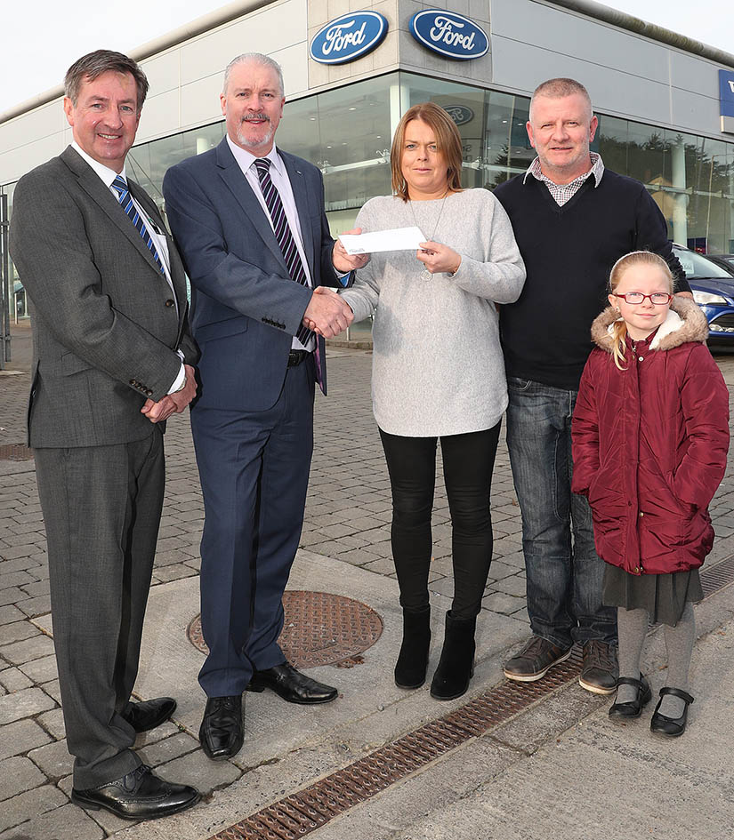 Drogheda resident wins Ford 100 luxury cruise