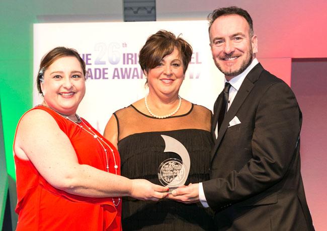 Irish Ferries retains 'Best Ferry Company' title
