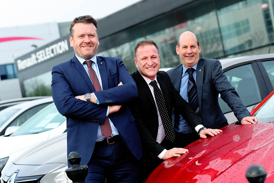 First standalone Renault Selection showroom opens