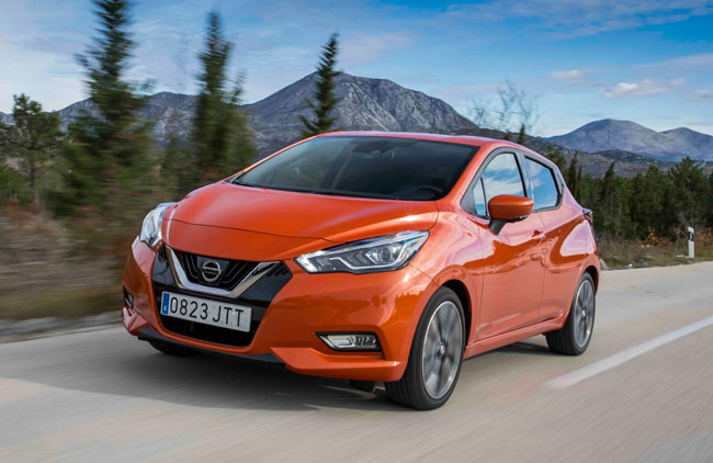 New Nissan Micra is Irish Small Car of the Year 2018