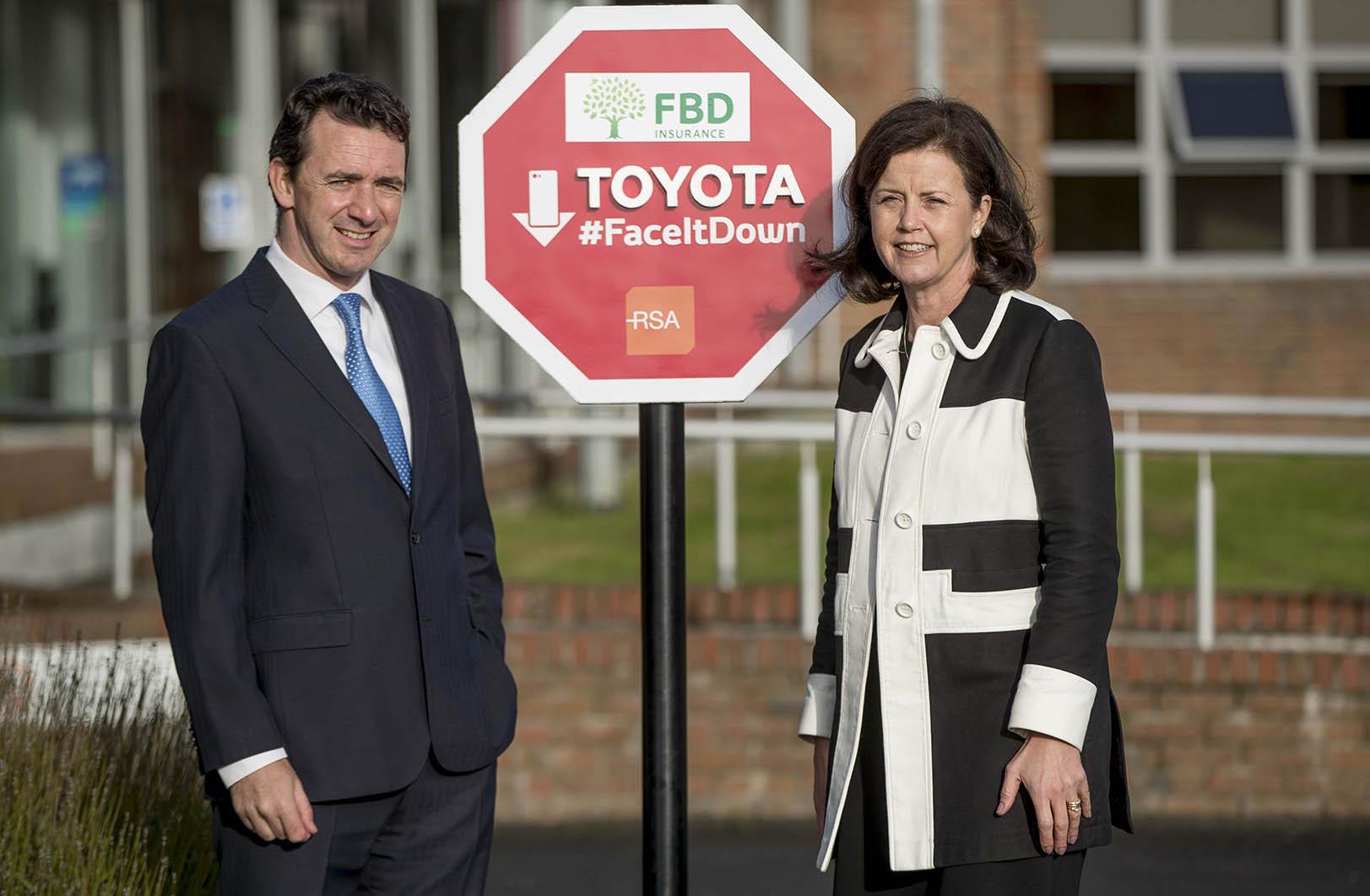 Toyota Ireland announces partnership with FBD Insurance