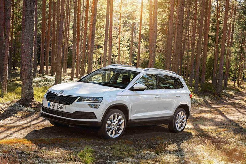 Škoda Ireland releases full details of all new Karoq