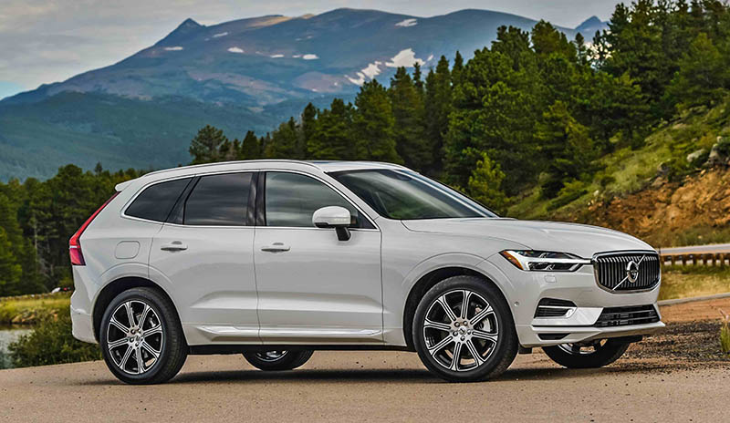 Volvo XC60 is overall safest car in Euro NCAP testing