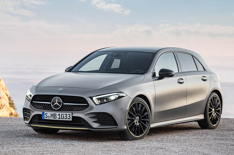 New Mercedes-Benz A-Class – prepares for Irish arrival