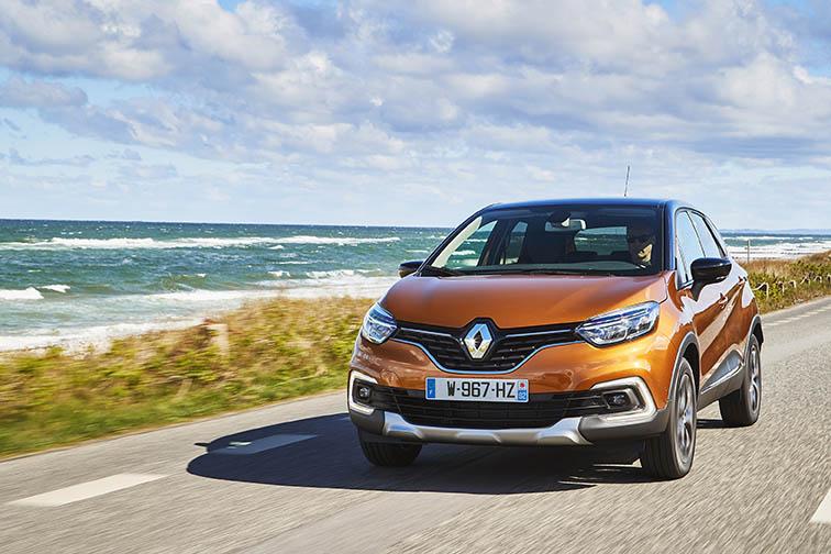 Big savings this April from Renault and Dacia
