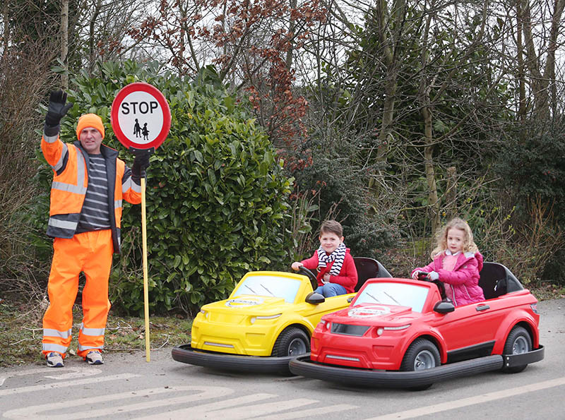 Tayto Park and Nissan open Ireland's first driving school for kids