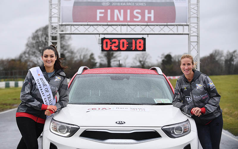 Kia Motors Ireland set the pace