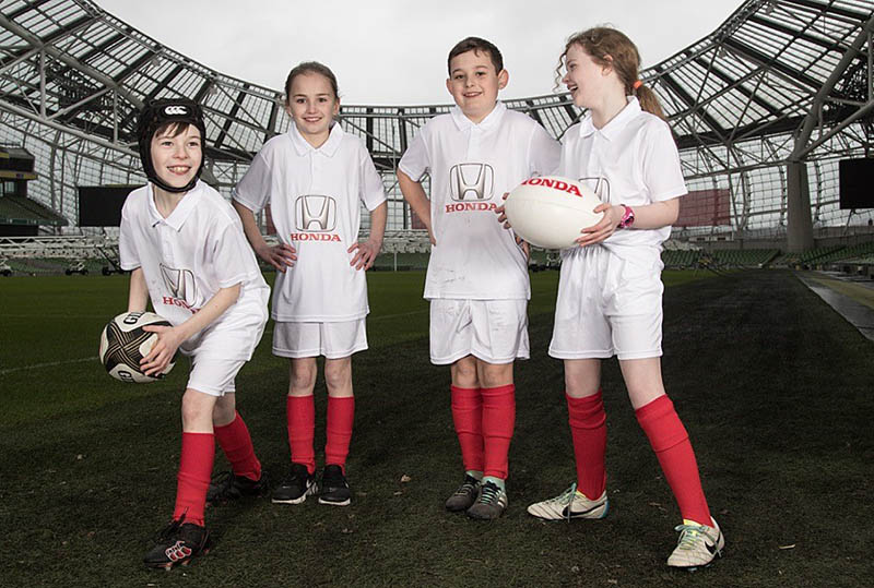 Honda – Powering Local Dreams Minis Rugby Winners Announced