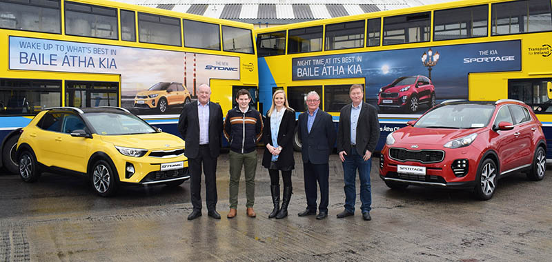 Kia Motors Ireland launches Baile Átha Kia campaign