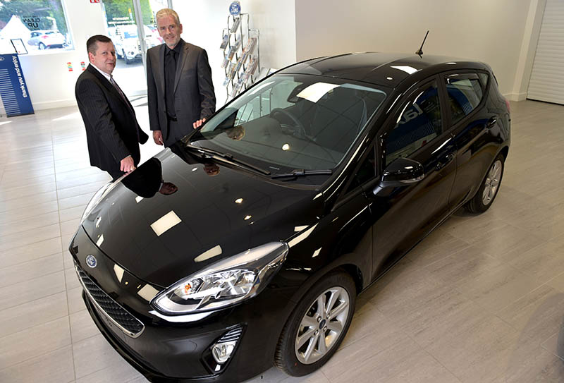 The Care Trust and Ford launch Ireland's biggest car giveaway