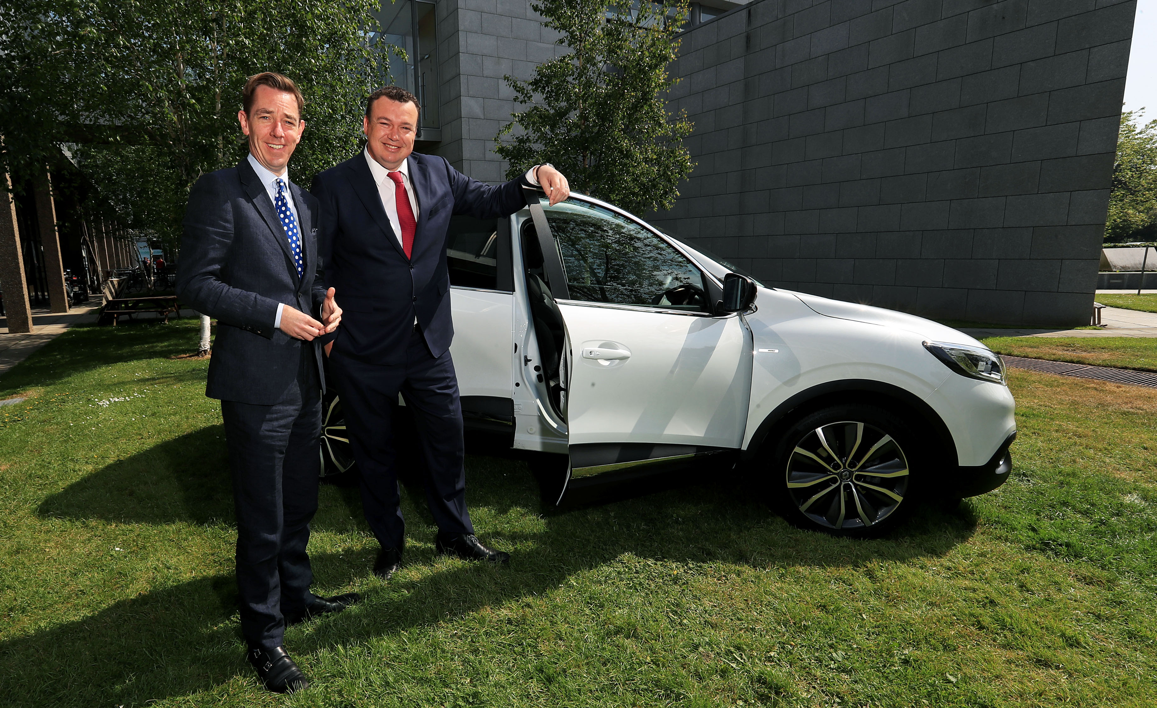 Renault Ireland renews sponsorship of The Late Late Show