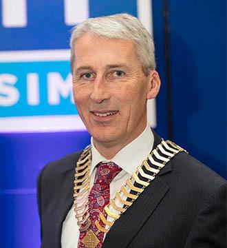 O'Farrell elected SIMI President