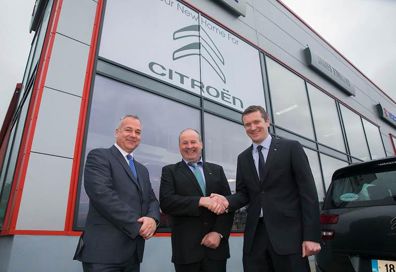 Citroën appoints James Tomkins Garage as new north Wexford based dealership