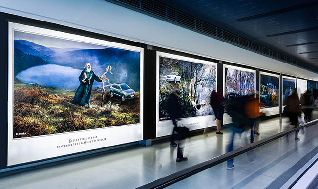 Škoda Ireland invests €120,000 in Dublin Airport advertising campaign