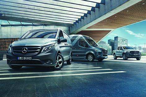 Increased warranty across Mercedes-Benz van range announced