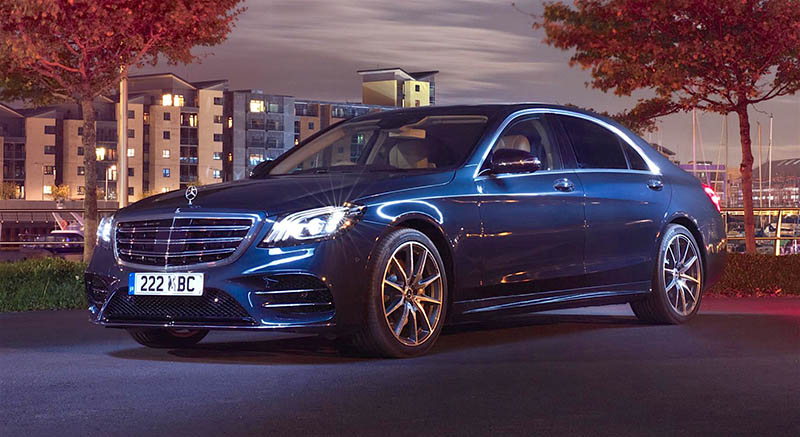 Mercedes-Benz celebrates multiple award victories