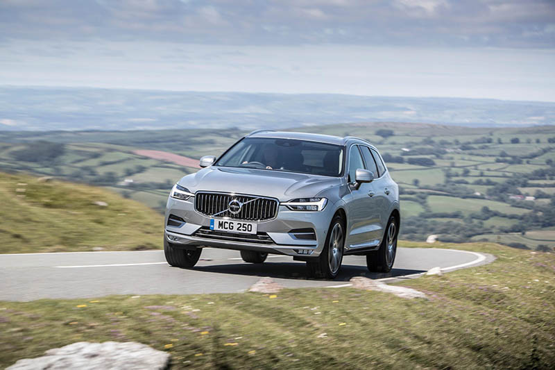 Double awards win for Volvo's great new generation SUV's