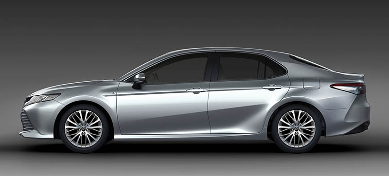 Toyota's new Hybrid collection set for Ireland for 191