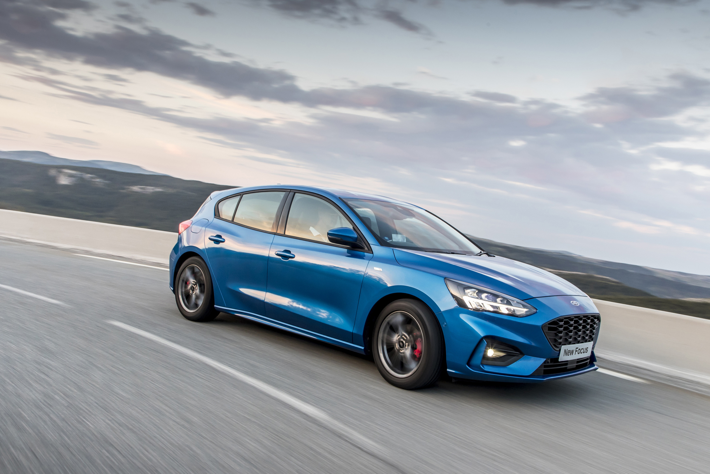 All-new innovative and dynamic Ford Focus arrives