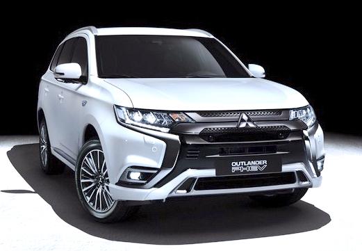 New Mitsubishi Outlander Plug-In Hybrid on the way
