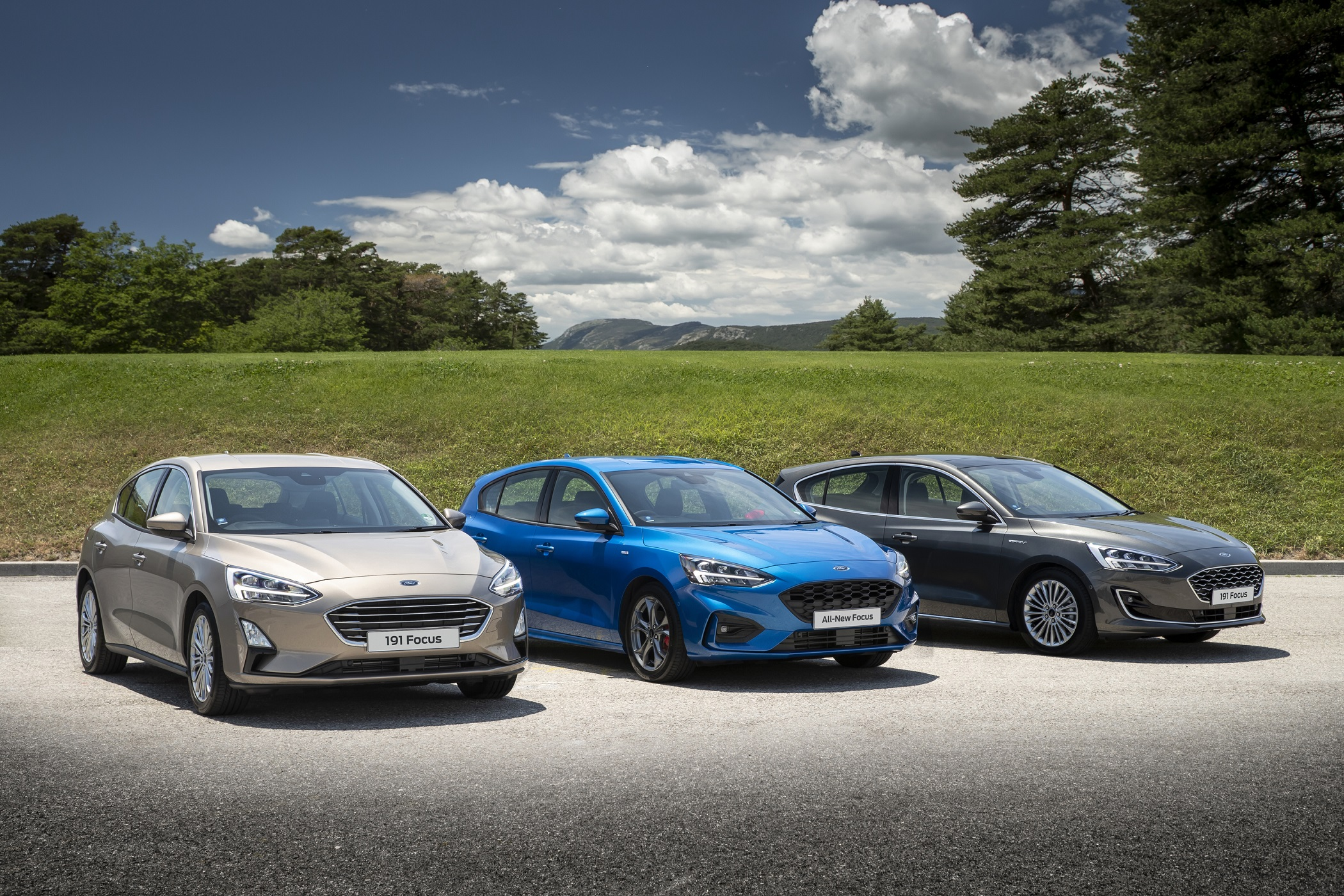 Ford revises prices for all new Focus in Ireland