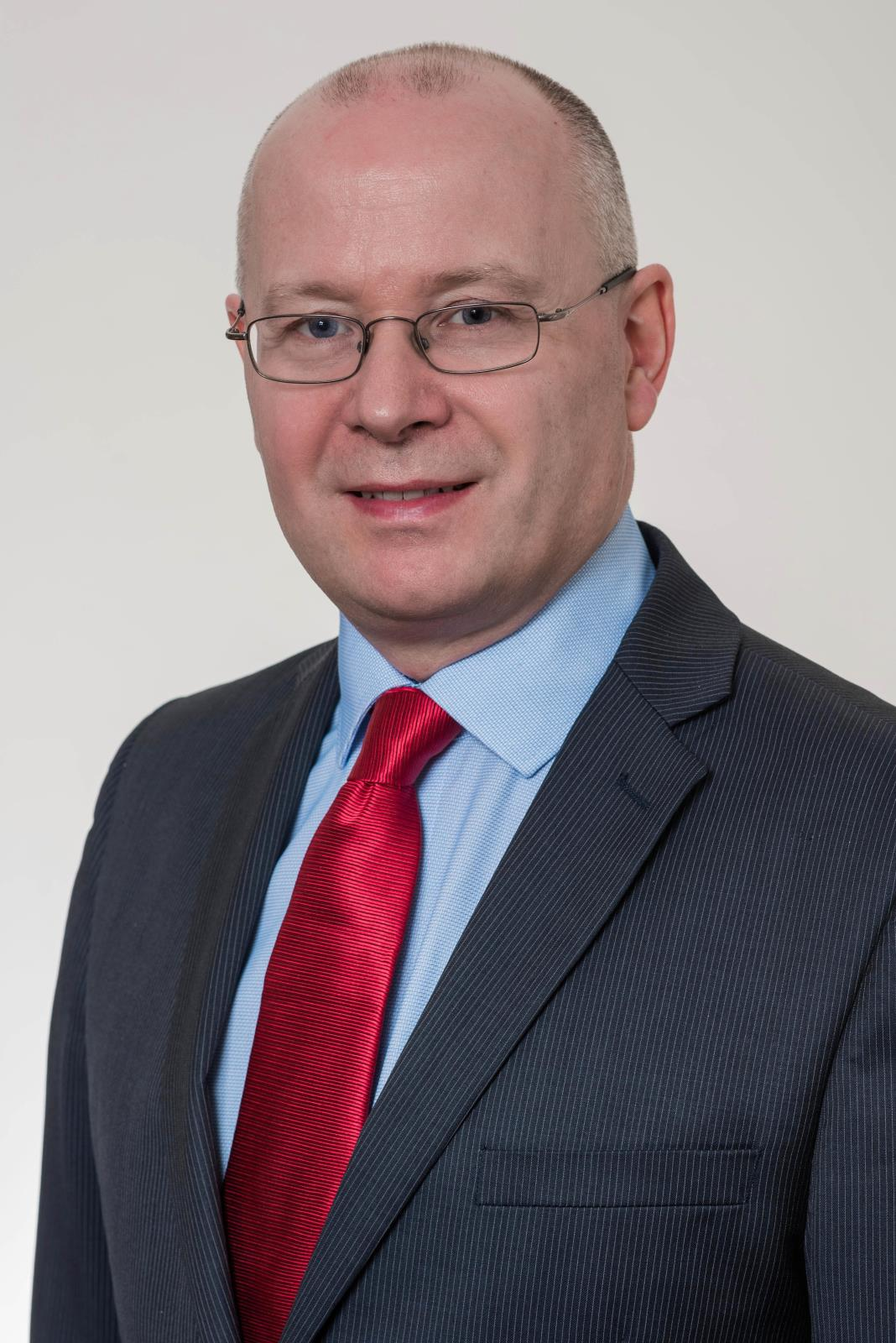 Brian Cooke appointed new Director General Designate for SIMI