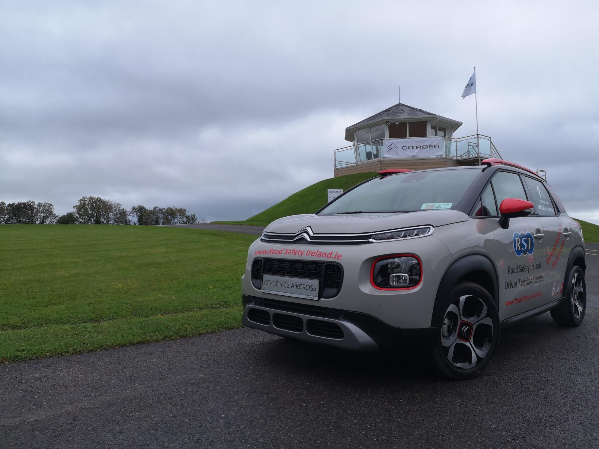 Citroen backs Road Safety Ireland's safe driving experience