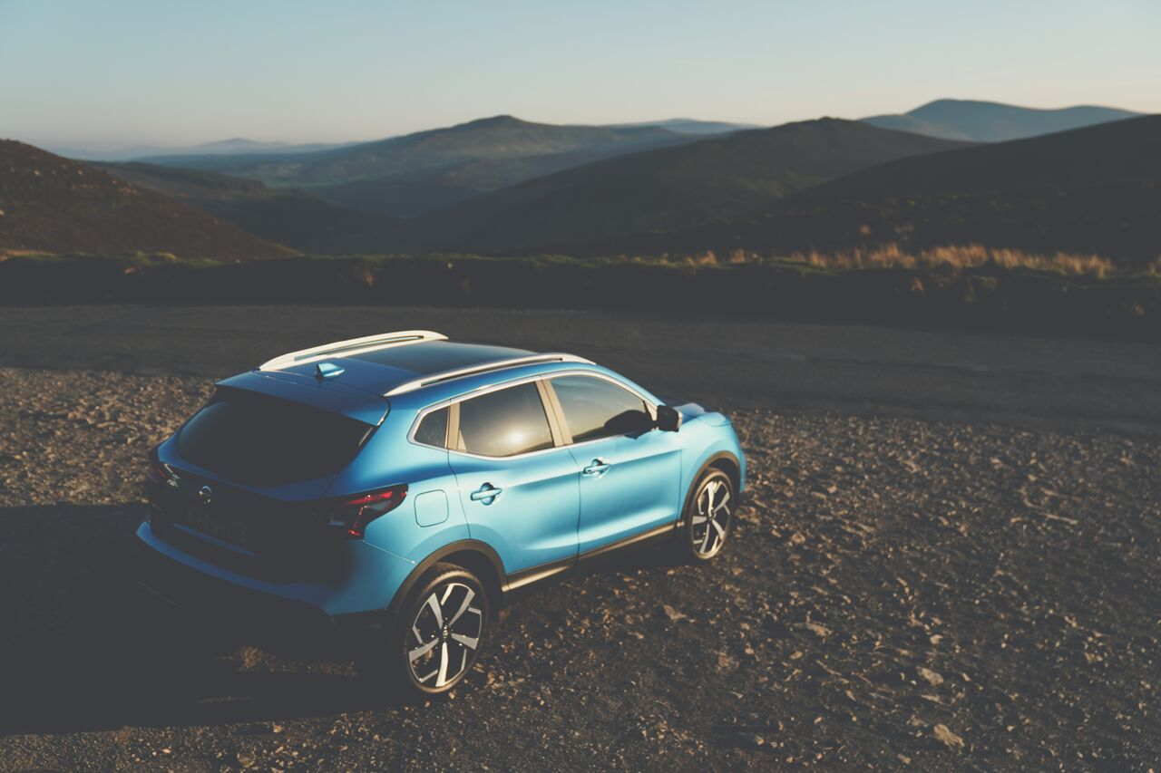Qashqai remains Ireland's best-selling car, according to Nissan