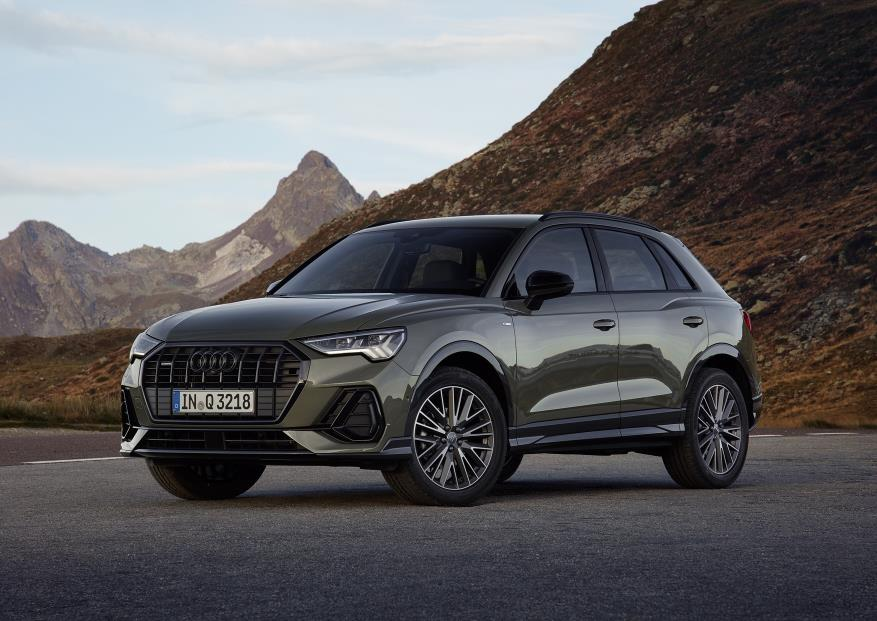 New Audi Q3 is available to order now