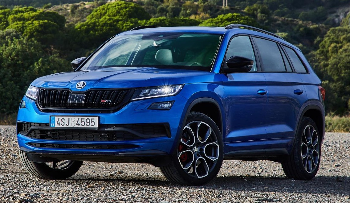 Price and details of new Skoda Kodiaq RS