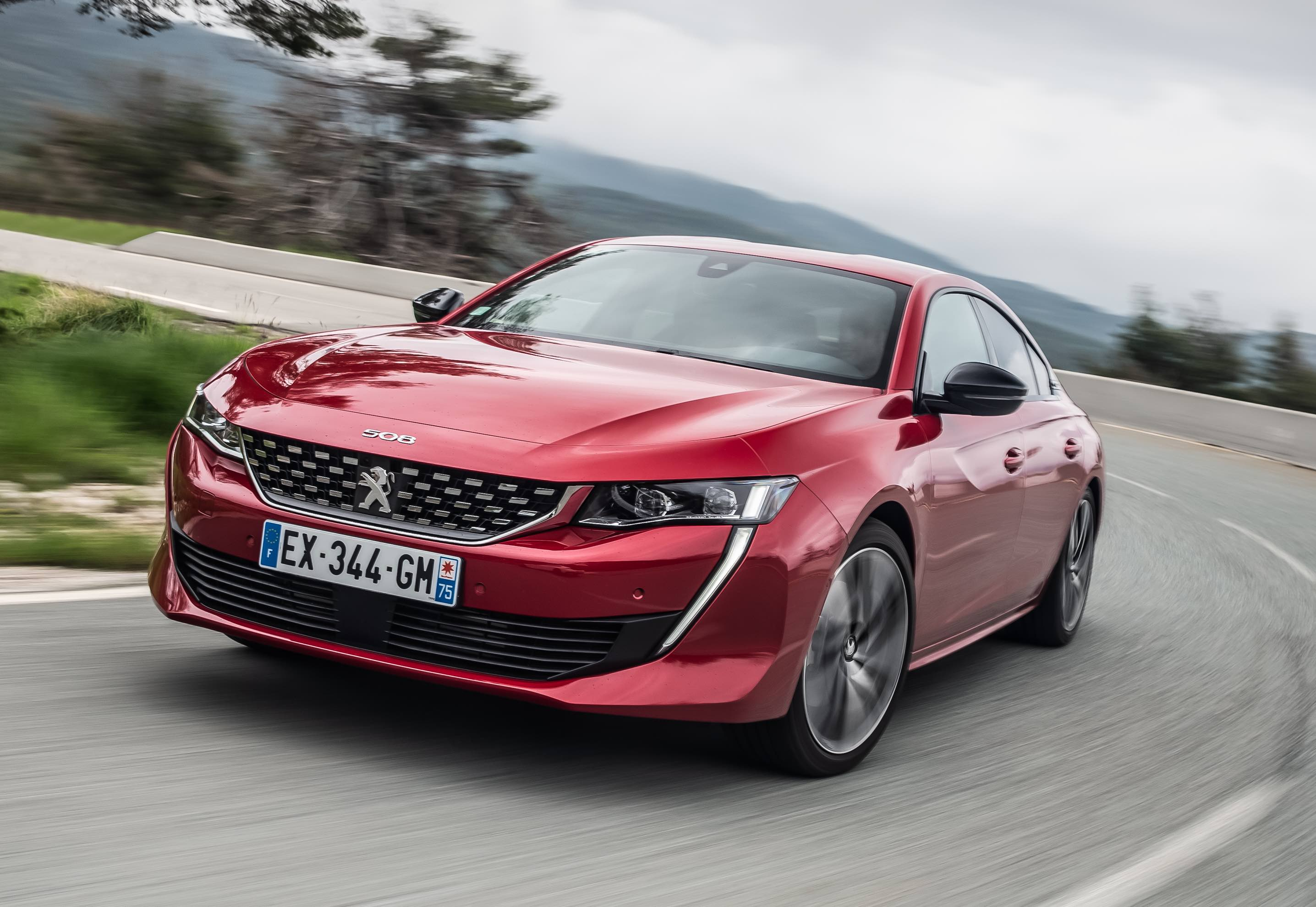 Peugeot shows style and substance in three new models