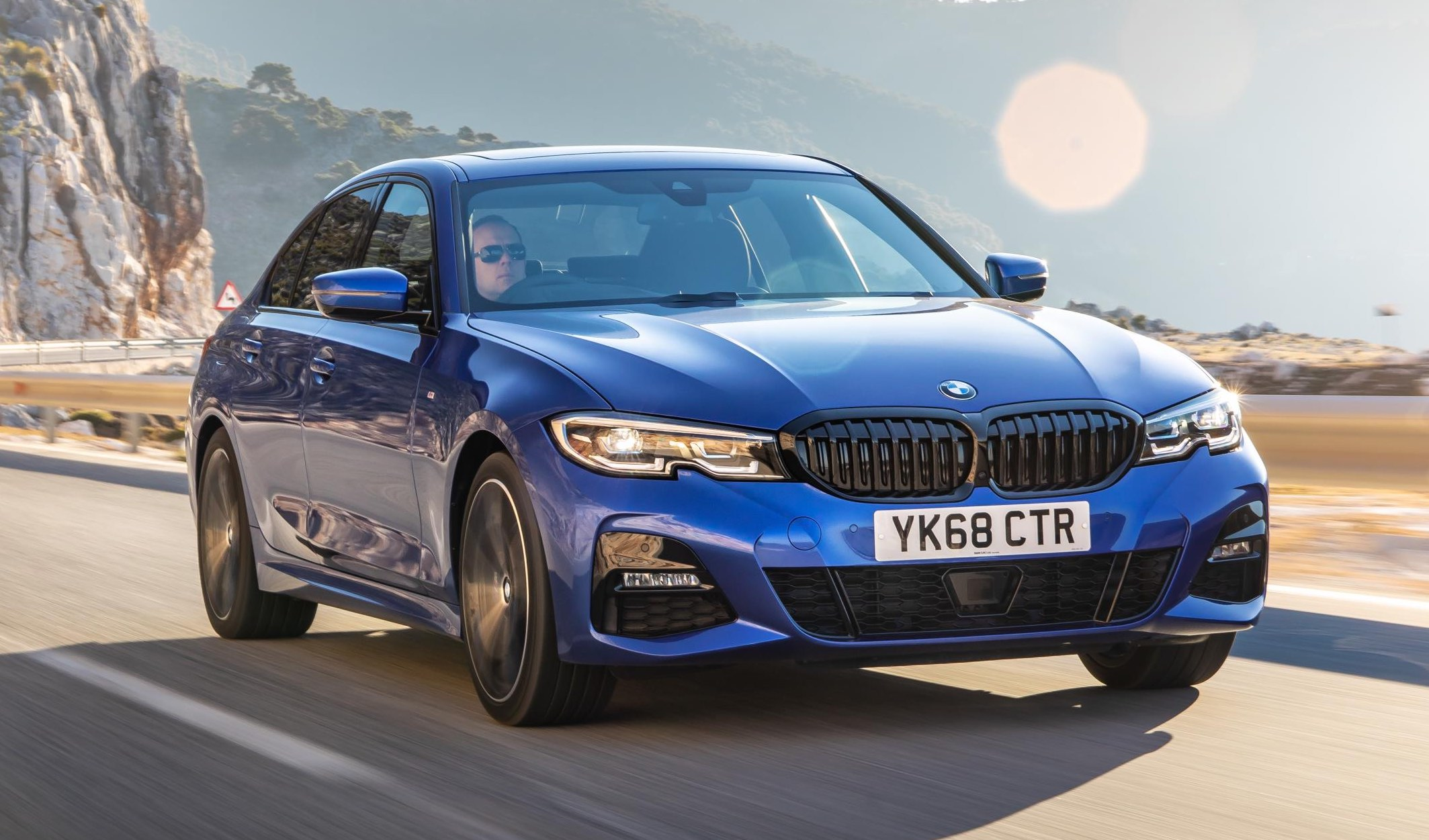 New BMW 3 Series Saloon goes on sale