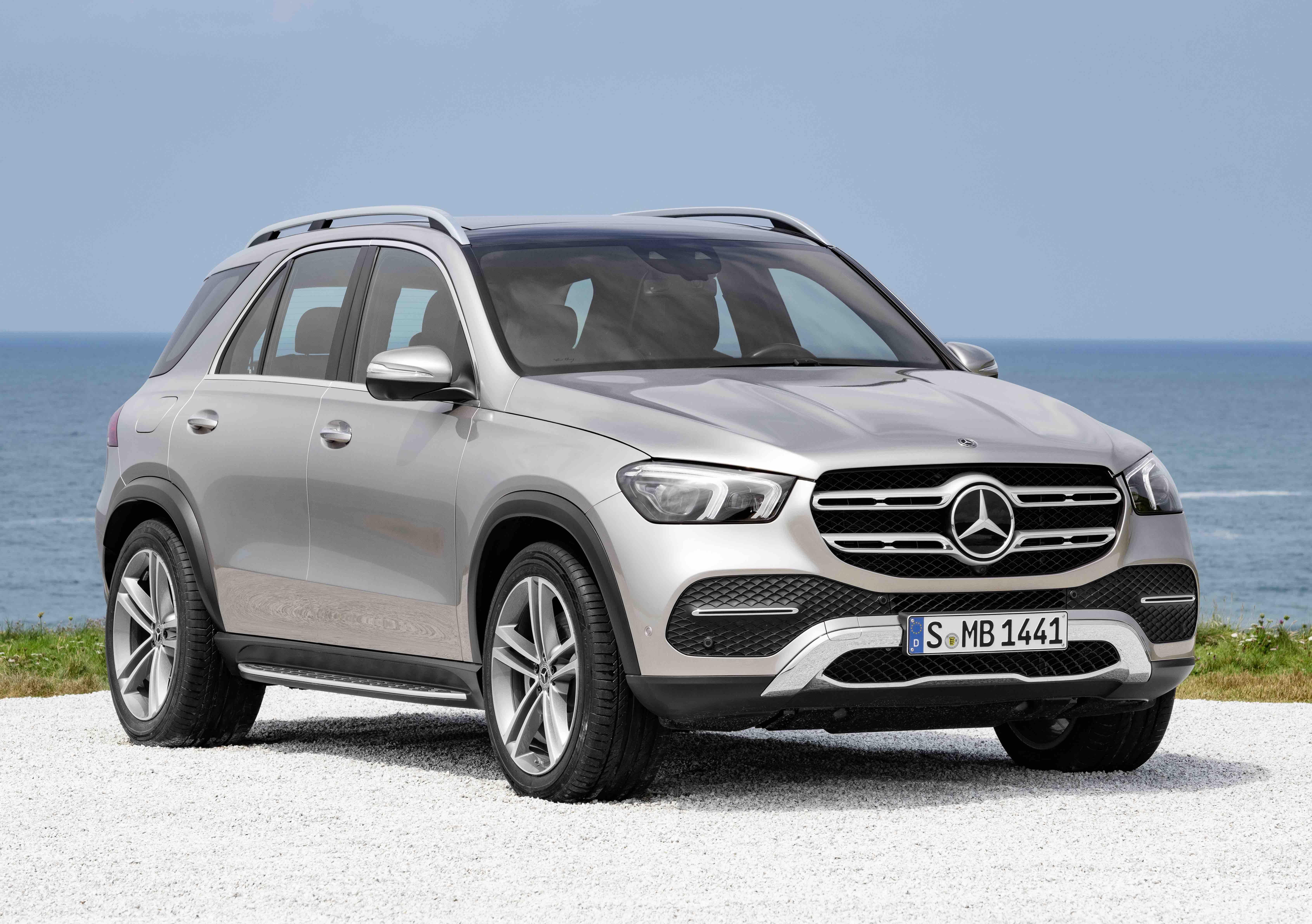 Impressive new Mercedes-Benz GLE arrives