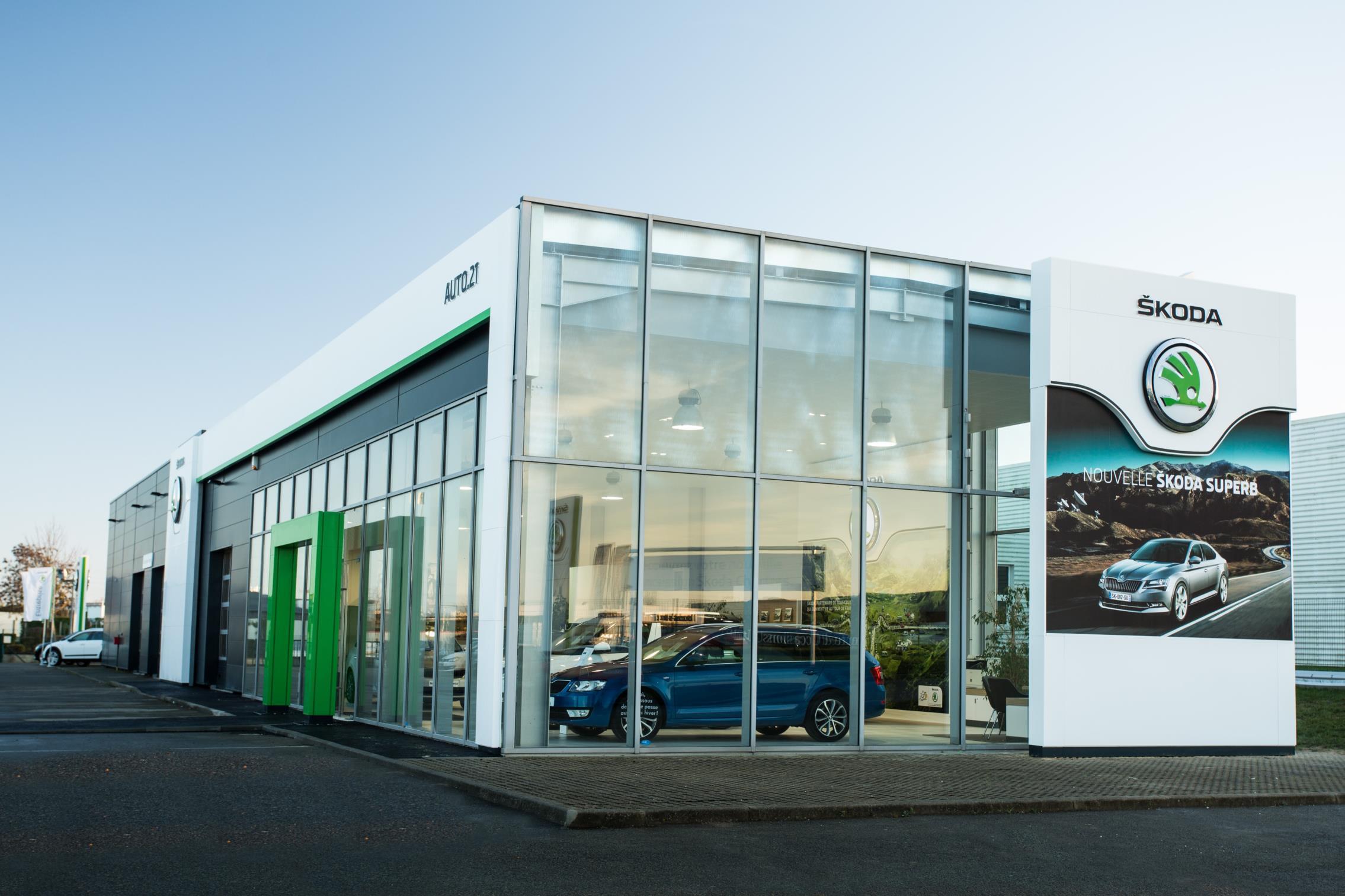 Skoda a top five best selling car brand in Ireland