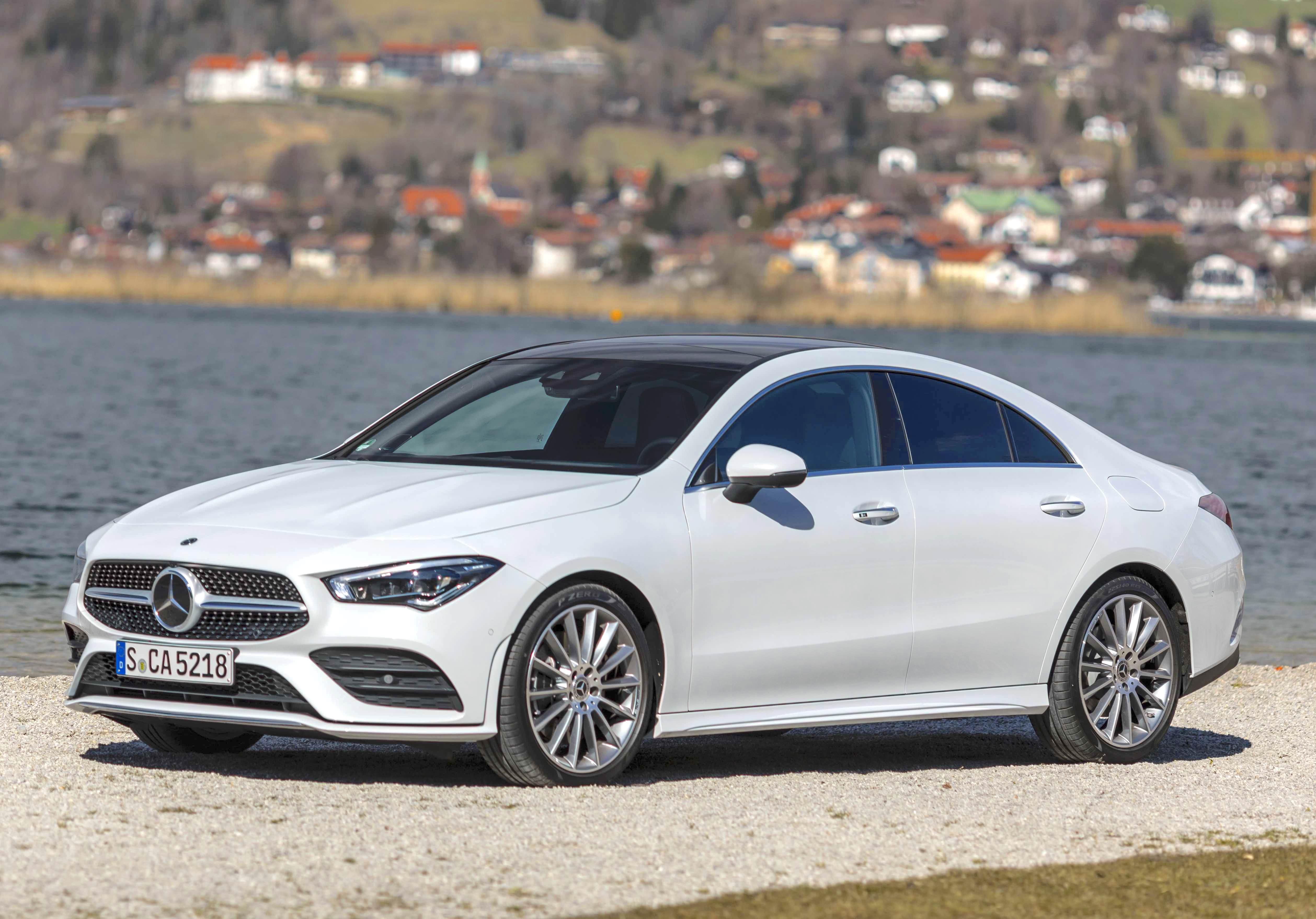 New Mercedes-Benz CLA arrives in Ireland