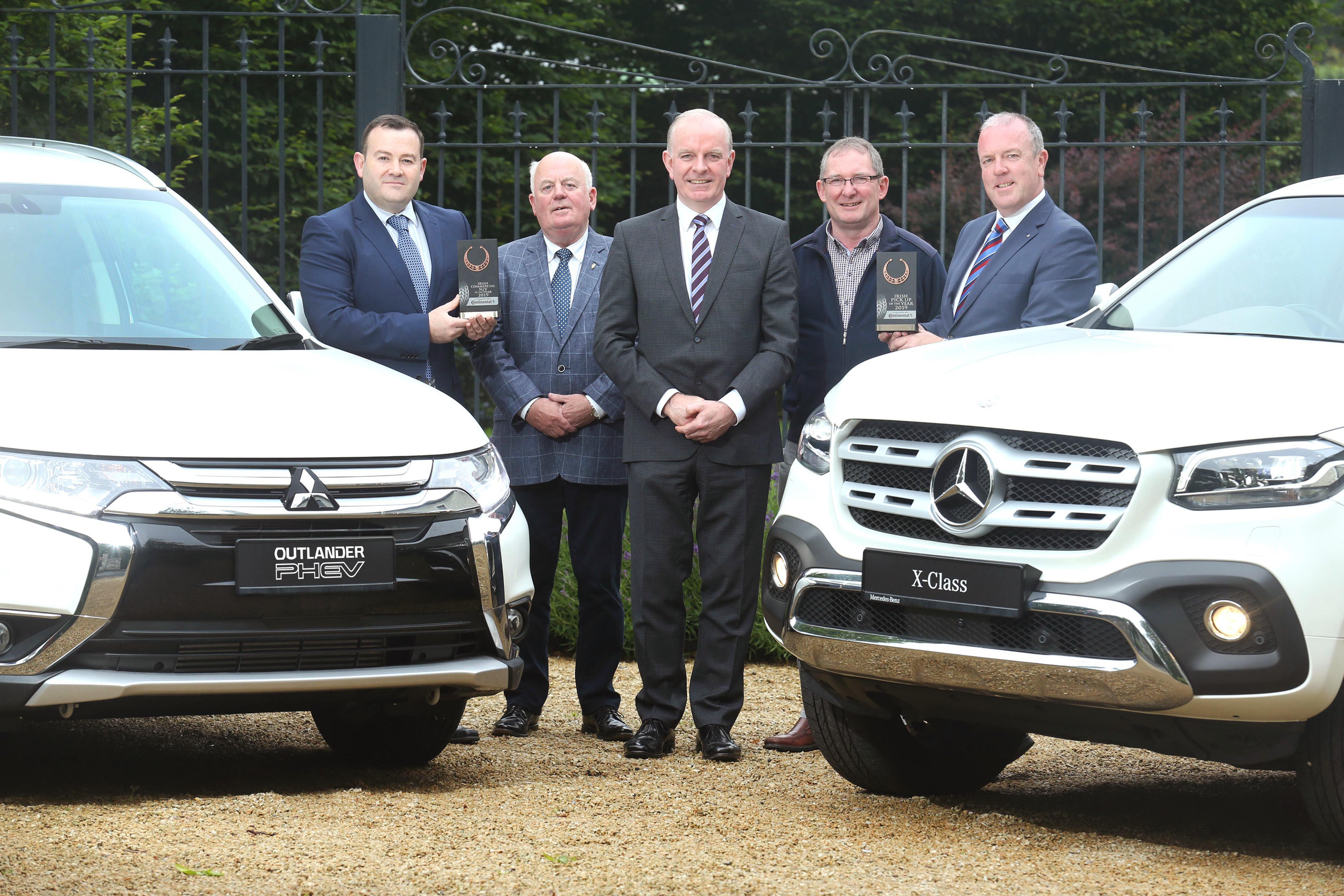 Irish Van of the Year 2019 Category Winners announced