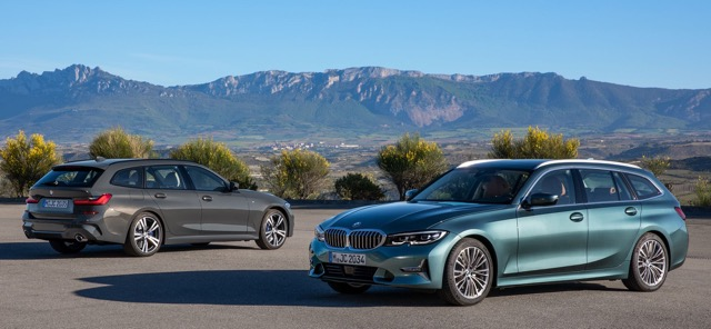 Bigger and better new 3 Series Touring on the way