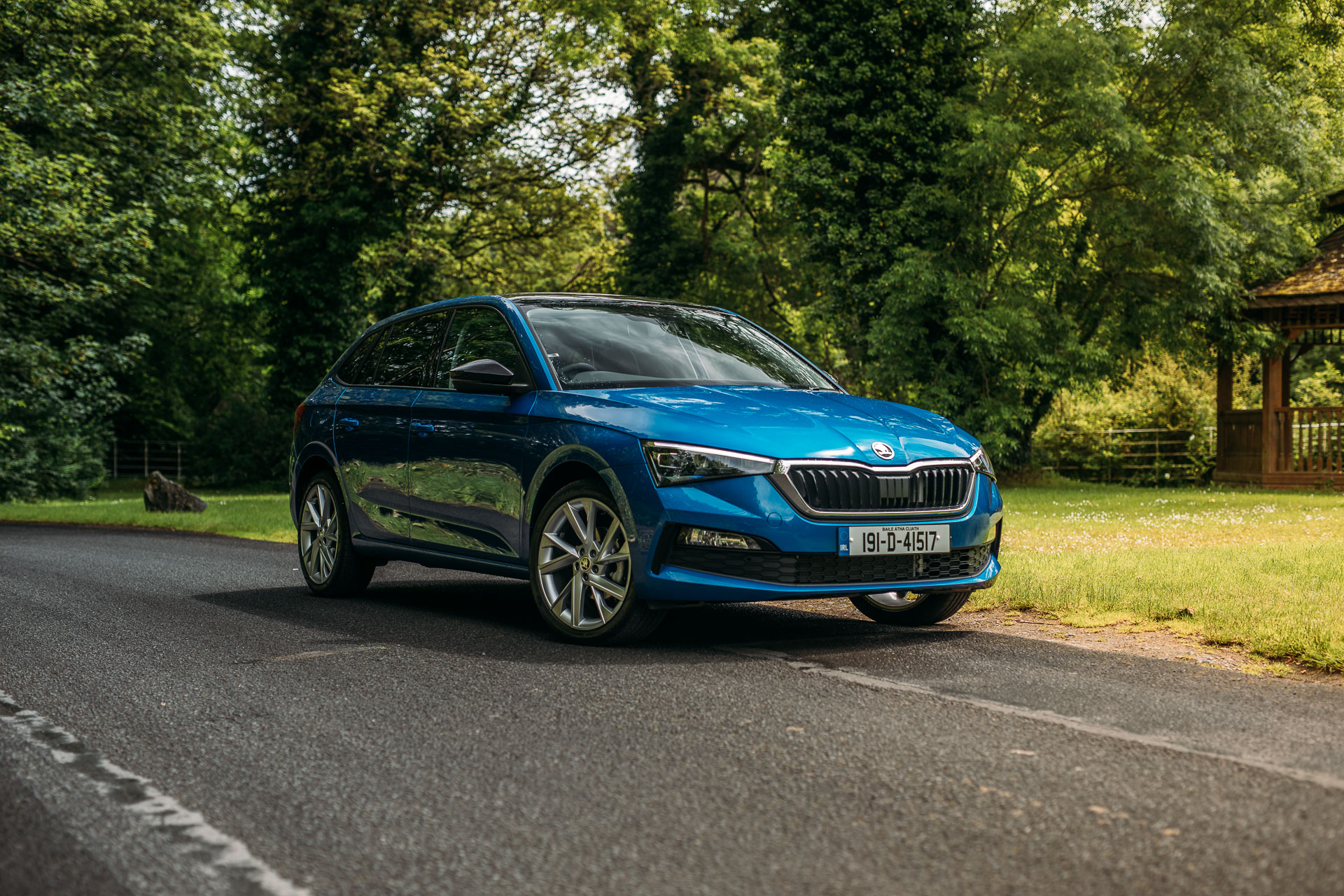All-new Skoda Scala to be available in time for 192 period