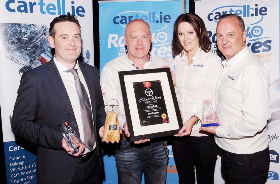 Cartell.ie extends Rally of the Lakes sponsorship agreement