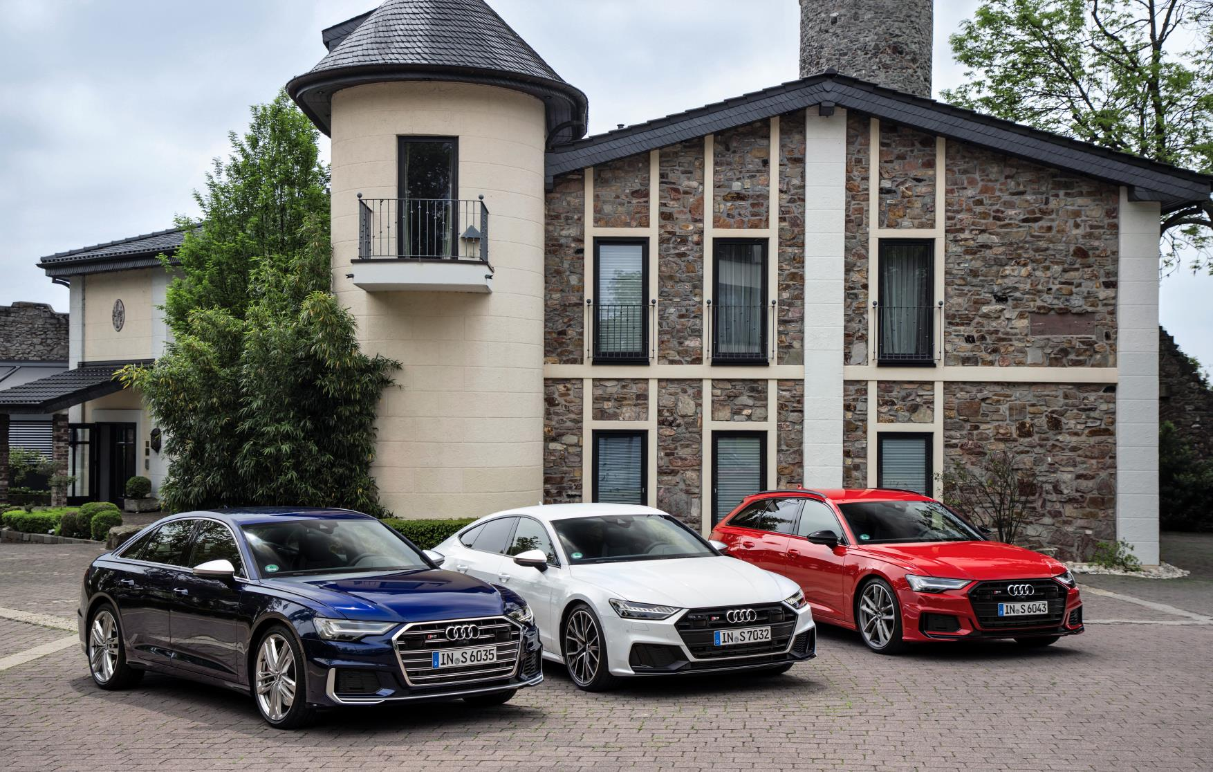 Audi S6 TDI & S7 Sportsback TDI can now be ordered