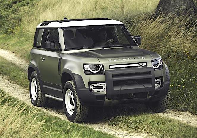 All-new Land Rover Defender makes global debut