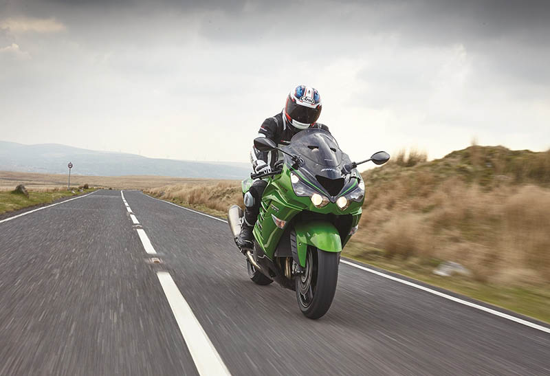 Top tips for new motorcycle riders