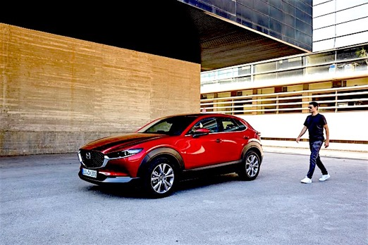 All-New Mazda CX-30 SUV on the way