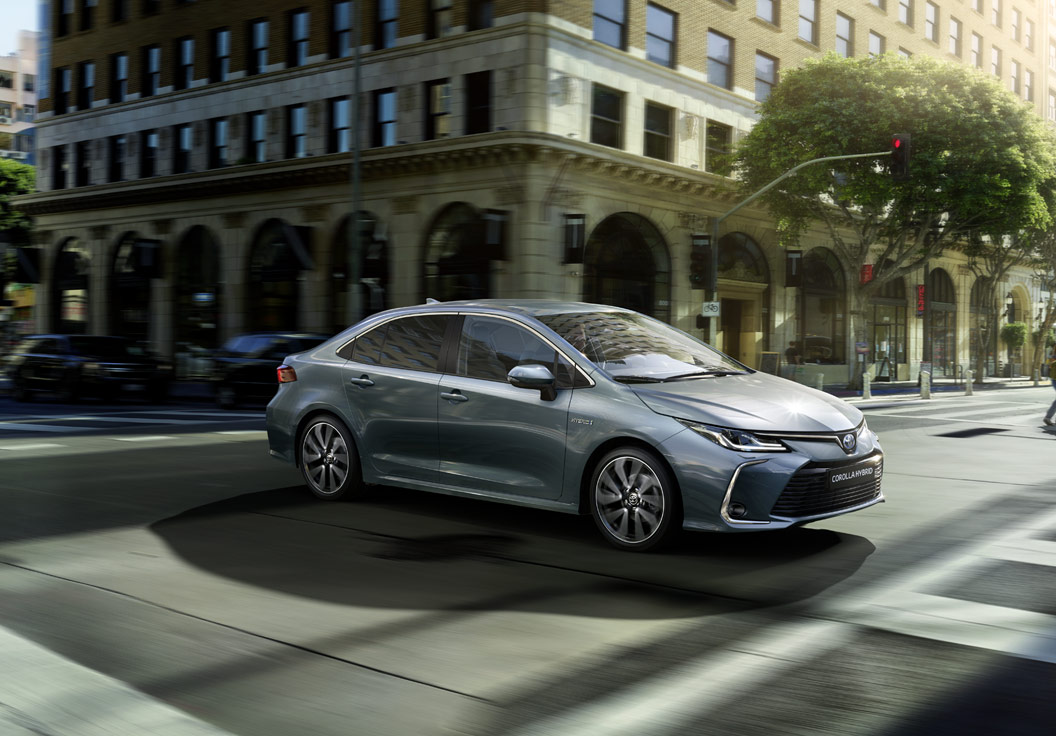 Toyota Corolla will be hybrid engined only from 2020