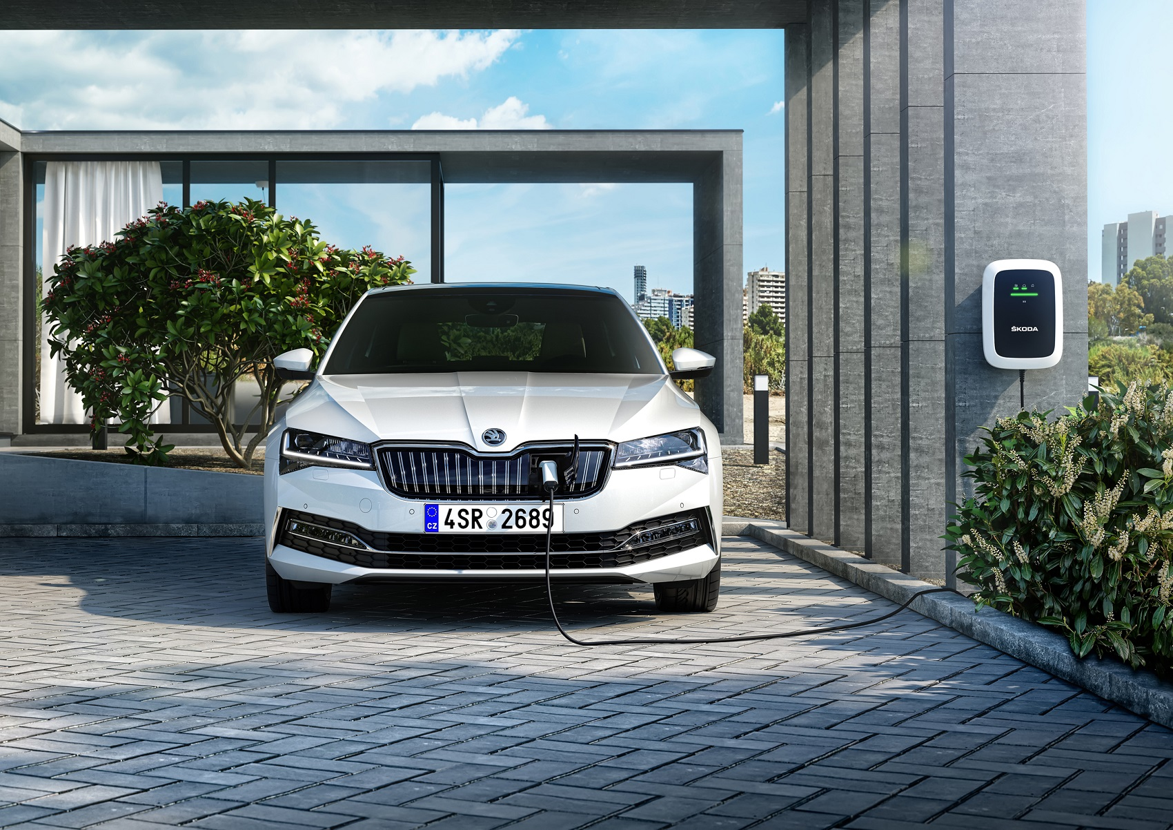 First plug-in hybrid Skoda available in Ireland in 2020