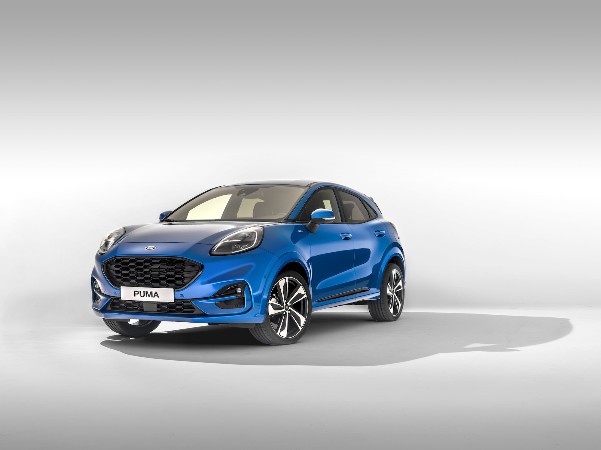 New Ford Puma hybrid crossover due here early January