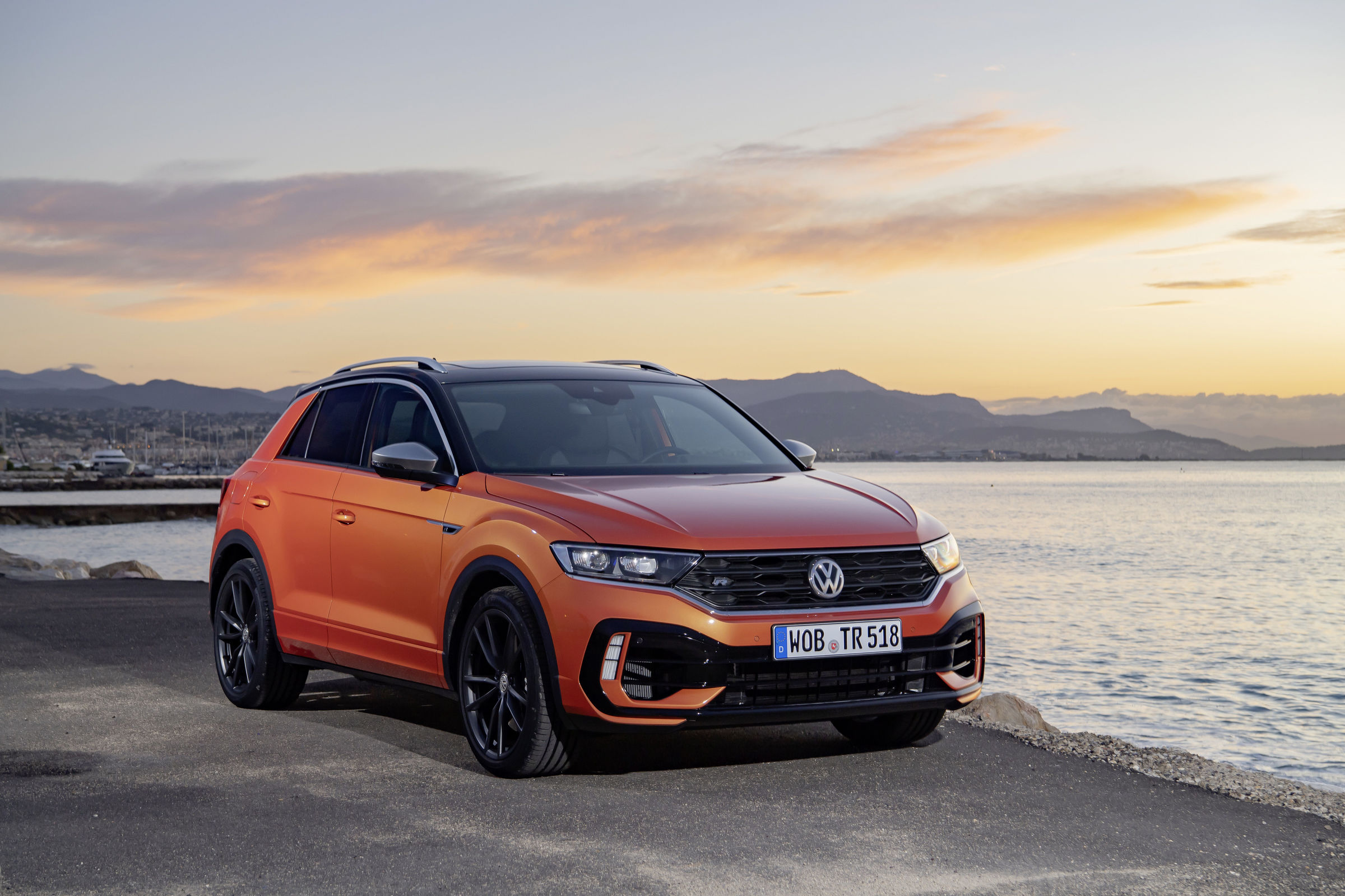 Volkswagen T-Roc R to land in Ireland early 2020