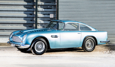 Rare Aston Martin sells for well over £2.3 million